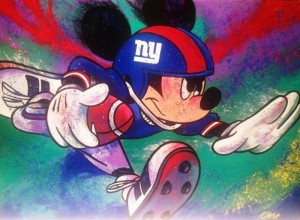 The New York Football Giants